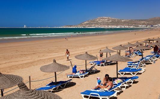 Welcome back to Agadir