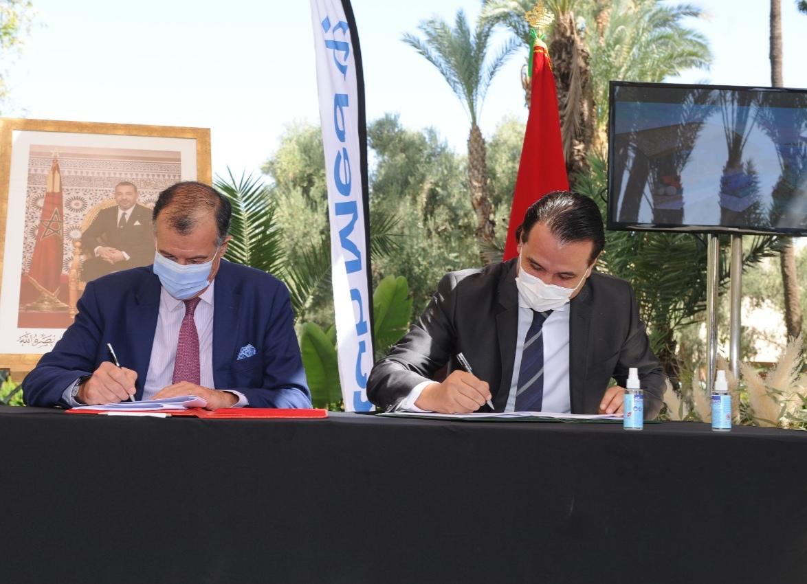 En quoi consiste le protocole d'accord entre Club Med et Madaëf ?