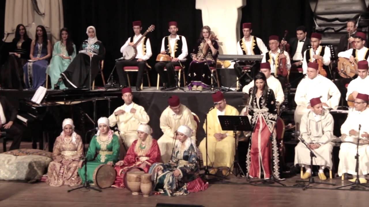 Fez : Concert de musique andalouse (16 octobre)