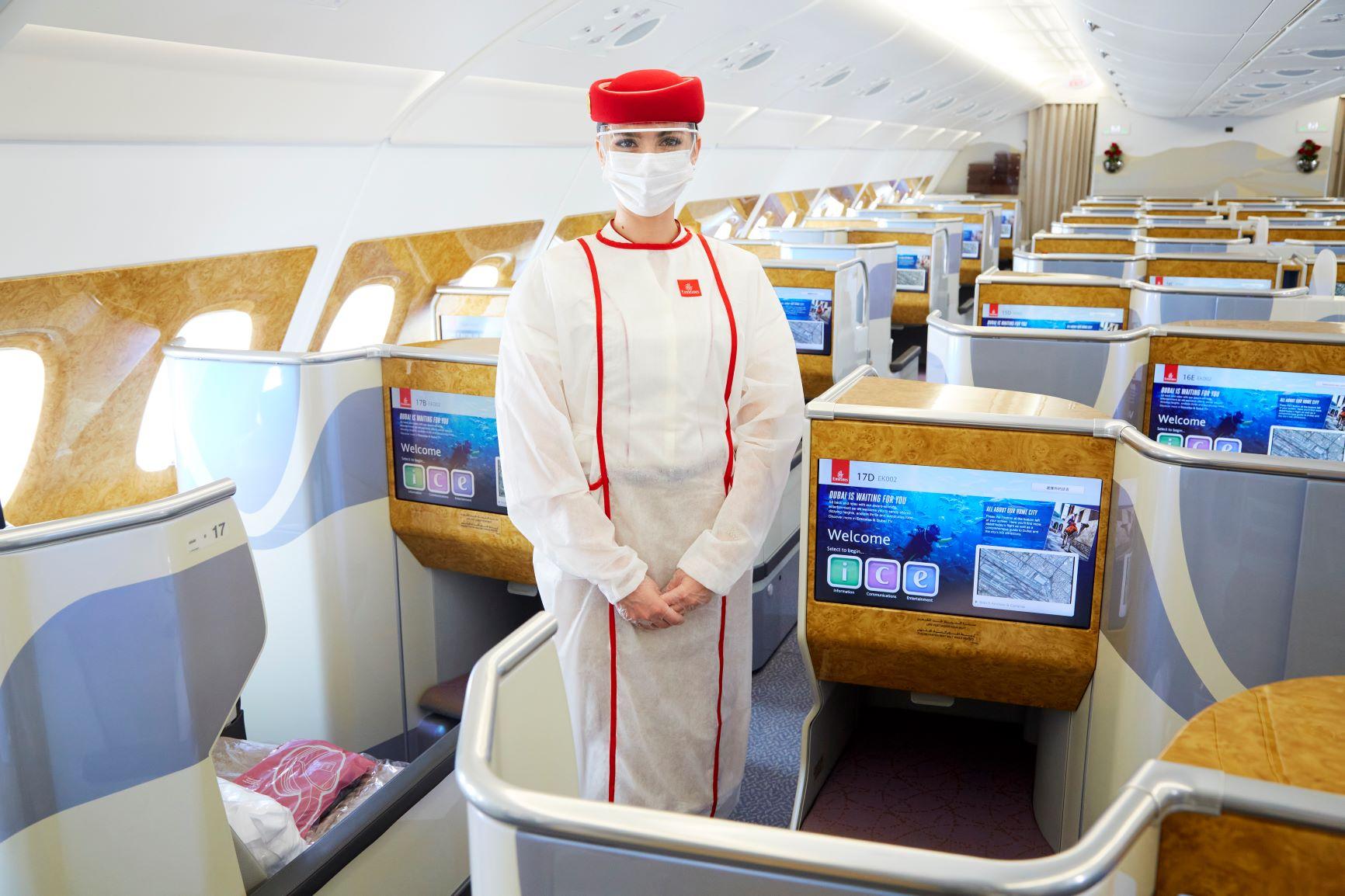 Emirates élue compagnie la plus sûre au Monde