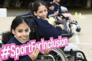 Yd-Maj For Equal Play pour l'inclusion des jeunes en situation de Handicap