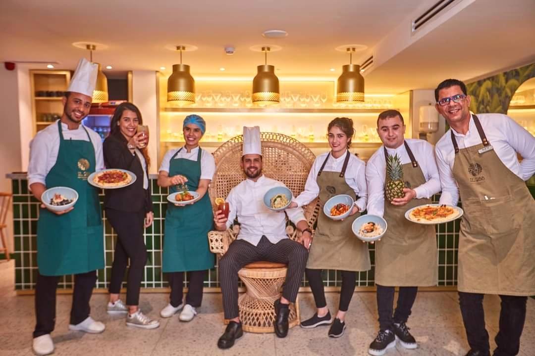 IL 288, nouveau restaurant italien à Rabat