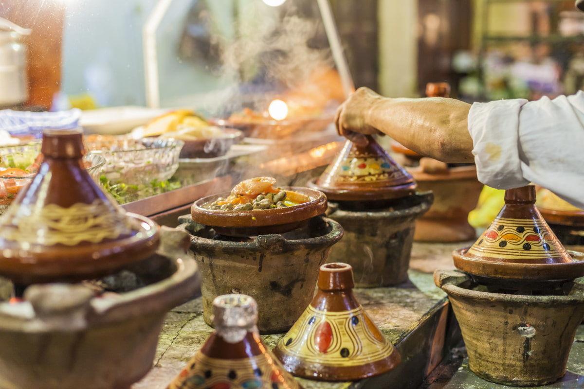 Si les semaines gastronomiques de Fez m'étaient « comptées » !