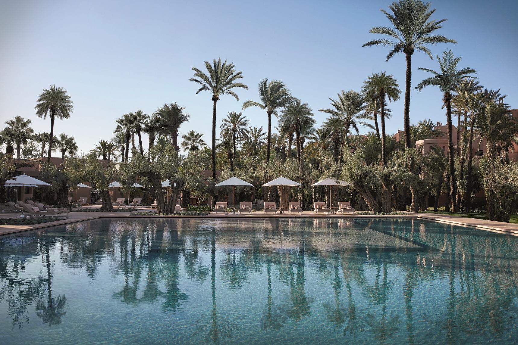 Royal Mansour Marrakech parmi les champions du classement Forbes
