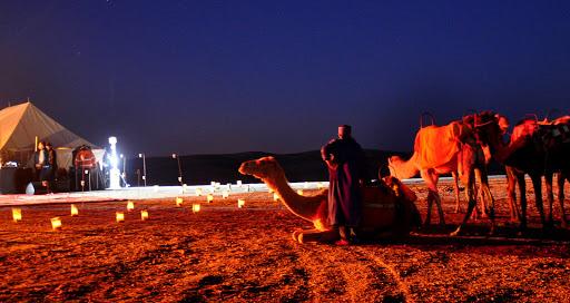 Le Sahara marocain à travers les archives