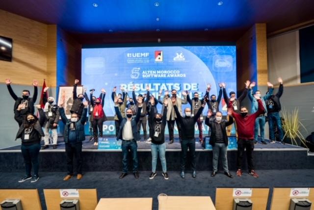 6ème édition de l'Alten Morocco Software Awards