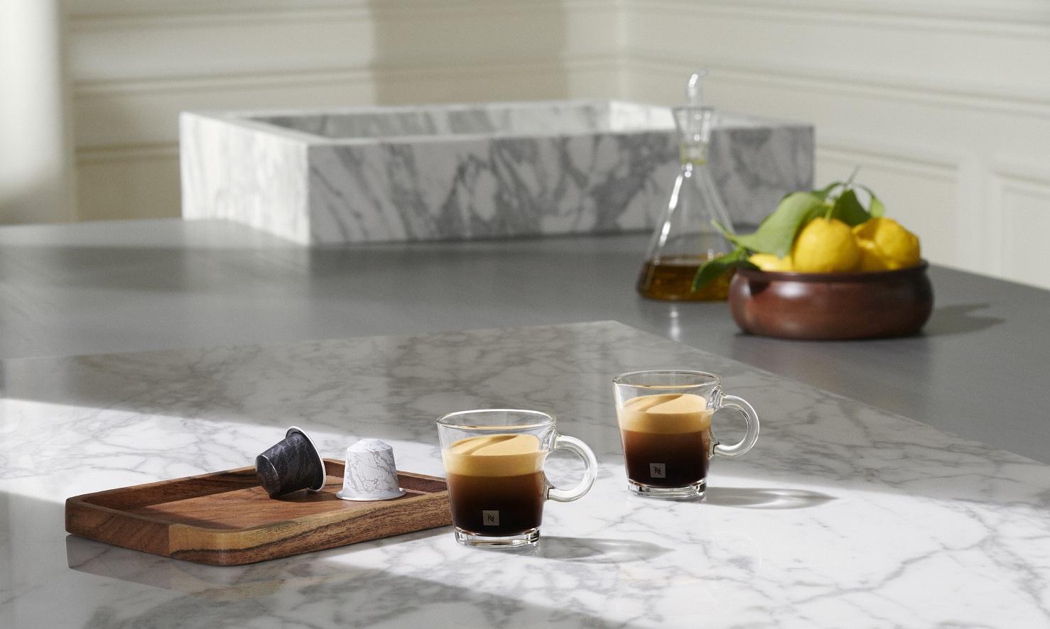Nouveaux arômes Nespresso sur le marché