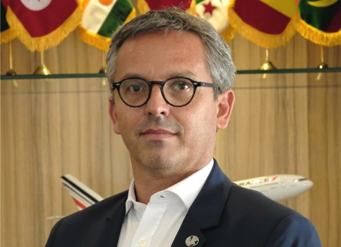 Nicolas Fouquet, nouveau DG Air France-KLM au Maroc